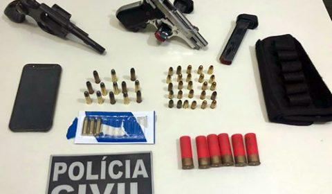 Polícia Civil prende Guarda Municipal em Juazeiro acusado de homicídio
