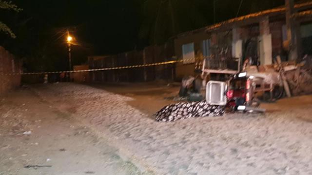 Cadeirante é seguido até próximo de casa e assassinado a tiros