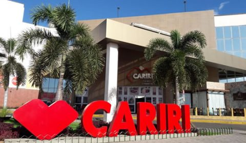 Com medidas de segurança Cariri Garden Shopping retoma as atividades nesta terça, 4