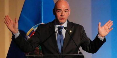 Infantino seguirá à frente da Fifa, apesar de ser investigado na Suíça
