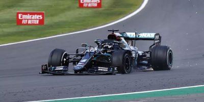 Lewis Hamilton vence pela sétima vez o Grande Prêmio da Inglaterra