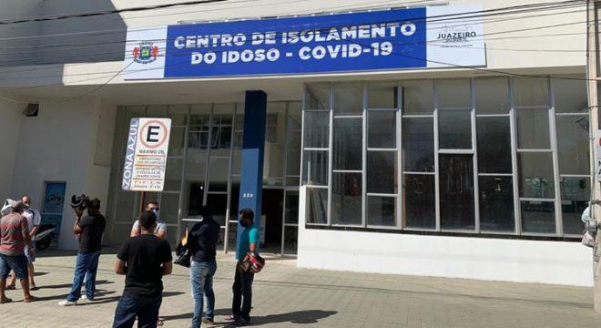 Centro de Isolamento do Idoso em Juazeiro começa a funcionar nesta ...