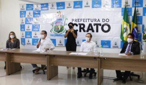 Gestão cratense apresenta instituição que será responsável pela realização do concurso público municipal