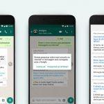WhatsApp ganha recurso de pesquisa para checar mensagens encaminhadas