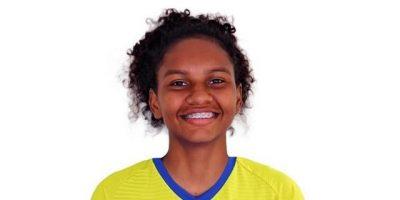 Awanny Míria, goleira do Fortaleza, é convocada para a Seleção Brasileira sub-17