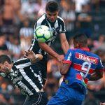 Fortaleza X Botafogo, no domingo (16), tem horário modificado pela CBF