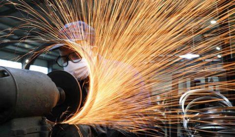 Produção industrial no Ceará cresce 39,2% em junho, diz IBGE