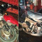 Acidentes em Crato, Lavras, Juazeiro e Assaré deixaram seis feridos