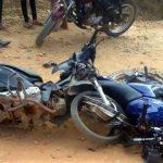 Mulher de 32 anos morre em Mauriti numa colisão de motos e a sua pilotada pela irmã