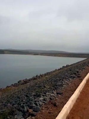 Águas da Transposição do Velho Chico elevam volume hídrico da barragem de Jati para 65%