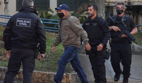 Procuradoria pede ao STJ que restabeleça prisão preventiva de Queiroz e de sua mulher