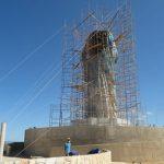 Obras de estátua de Nossa Senhora da Penha atingem 70%; este será o 4º maior monumento cearense