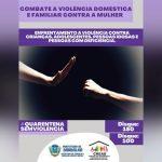 Barbalha trabalha no combate à violência doméstica