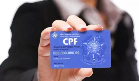 Cartórios do Ceará passam a inscrever, regularizar e emitir 2ª via do CPF