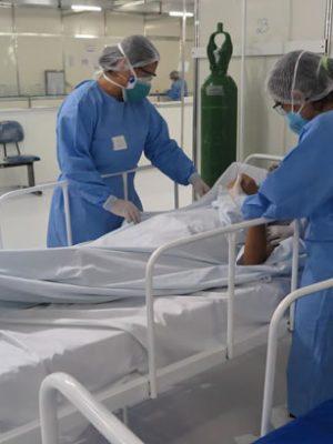 Média diária de mortes por Covid-19 em Juazeiro do Norte cai