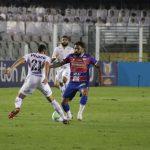 Fortaleza segura empate em 1 a 1 com Santos na Vila Belmiro
