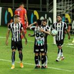 Ceará vence Brusque de virada e garante vaga nas oitavas da Copa do Brasil