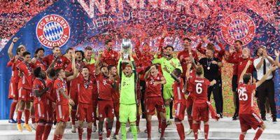 Bayern de Munique vence Sevilla e fatura título da Supercopa da Europa
