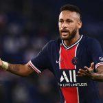 Neymar é 4º e fica fora de prêmio por melhor da Uefa