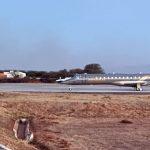 Jatinho da Polícia Federal pousa no aeroporto de Juazeiro do Norte nesta quinta, 24