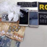 Mulher presa com drogas em Juazeiro e menor suspeito de homicídio