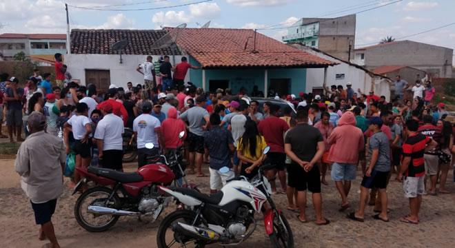 Chacina em Quiterianópolis deixa 5 pessoas mortas