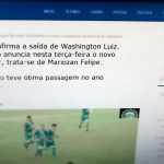 Washington Luiz e site Miséria vítimas de fake news