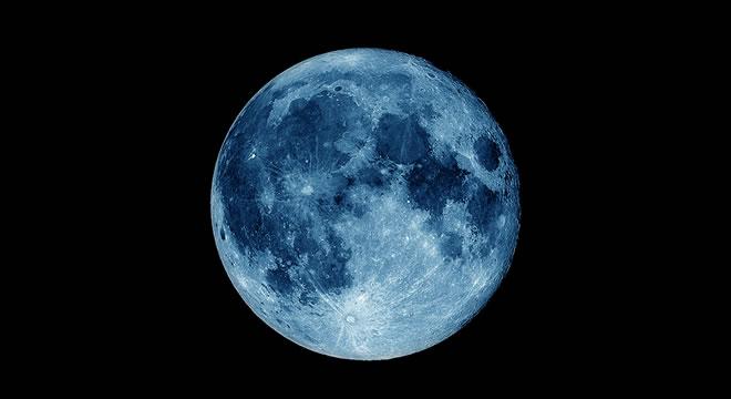 Lua Azul, um raro evento cósmico, pode ser visto nos céus neste sábado (31)