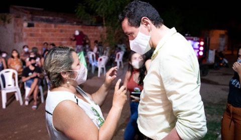 Semana do candidato Glêdson Bezerra, candidato a prefeito de Juazeiro do Norte