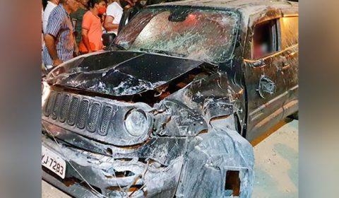 Cearense suspeito de matar 39 pessoas é executado a tiros dentro de carro no Piauí