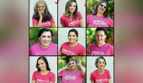 Mulheres vencem câncer de mama e estrelam exposição fotográfica em Juazeiro do Norte