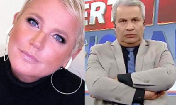 Xuxa responde a Sikêra Jr. com campanha 'Zoofilia é crime, não piada'