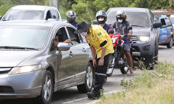 Operação Réveillon Seguro reforça a segurança dos motoristas nas rodovias estaduais do Ceará