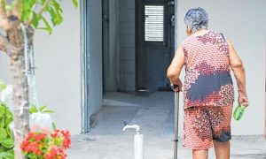 No Ceará, 7 a cada 10 idosos mantêm medidas de isolamento social
