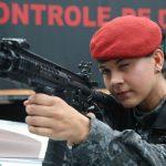 Ceará é o segundo estado brasileiro com menor número de mulheres na Polícia Militar