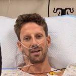 Em relato, Grosjean revela que 'viu a morte chegando' no acidente da F-1