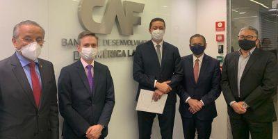 Glêdson e Giovanni visitam Brasília em busca de recursos para Juazeiro do Norte