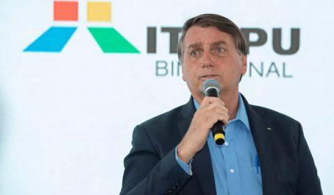 Bolsonaro diz que perpetuar alguns benefícios é 'o caminho certo para o insucesso'