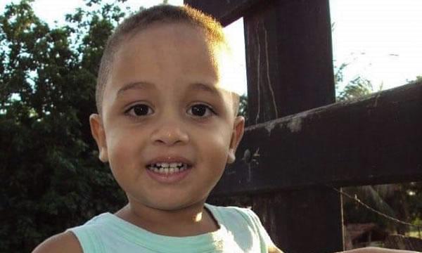 Criança de 2 anos morre eletrocutada em Crato
