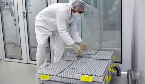 Ministério da Saúde começa a distribuição da CoronaVac para todo o Brasil
