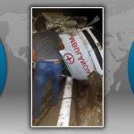 Motoqueiro bate num poste e morre em Altaneira e ambulância de Campos Sales capota com pacientes