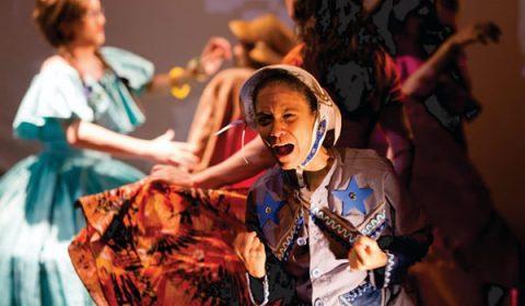 Festival Nacional de Teatro Louco em Cena termina neste sábado, 16
