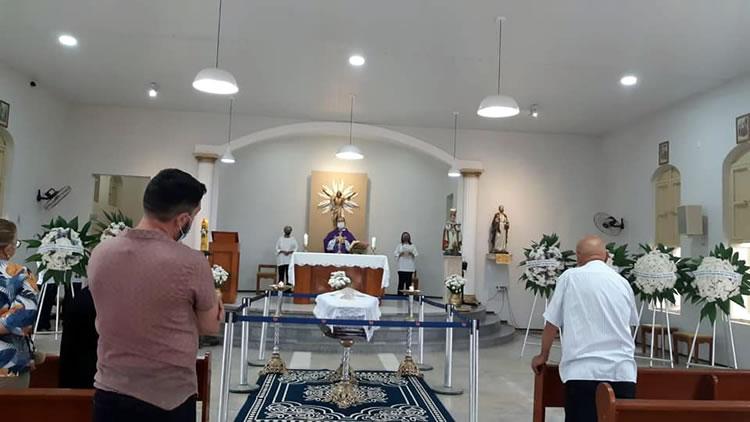 Morre monsenhor José Alves aos 85 anos após 44 dias internado, em Juazeiro do Norte