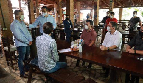 Secretários de Turismo de municípios do Cariri se reúnem em Juazeiro do Norte