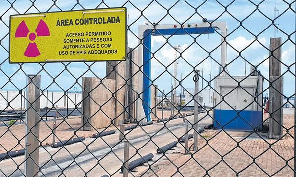 Escaneamento de cargas no Porto do Pecém cresce 30% e apreensão de drogas aumenta 114 %, em 2020