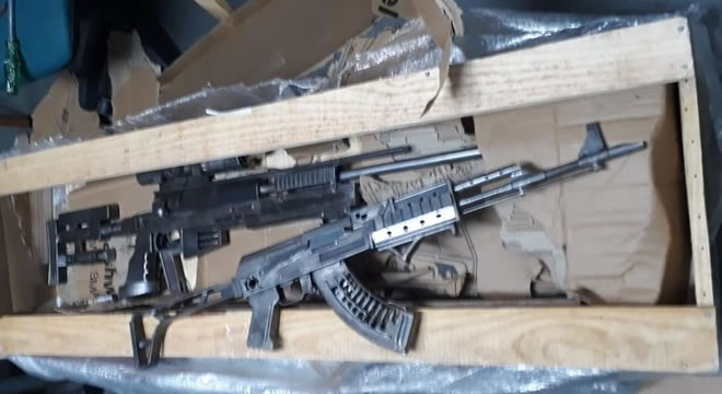 Polícia Federal apreende 'objetos semelhantes a armas de fogo' no Aeroporto de Fortaleza
