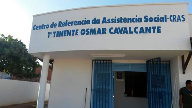 Dupla invade prédio do CRAS em Juazeiro numa tentativa de furto