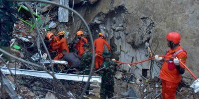 Terremoto de 6,2 graus na escala Richter deixa ao menos 42 mortos na Indonésia