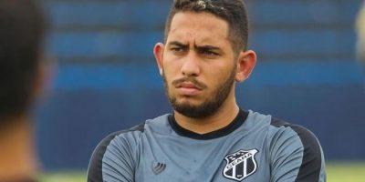Leandro Carvalho é punido no STJD com gancho de cinco jogos; Ceará busca recorrer