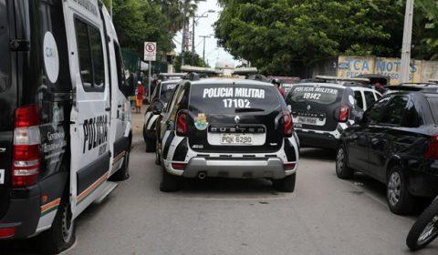 Sete militares são denunciados por envolvimento em motim da PM no Ceará
